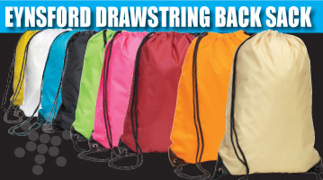 Eynsford Drawstring Back Sack